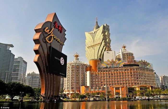 The Wynn, Macau luôn là nơi nằm trong top sòng bài khét tiếng ở khu vực Châu Á với sự đầu tư mạnh mẽ