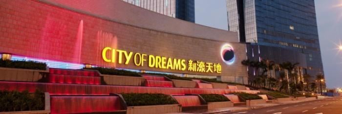 City of Dreams, Macau - 2,1 tỷ USD