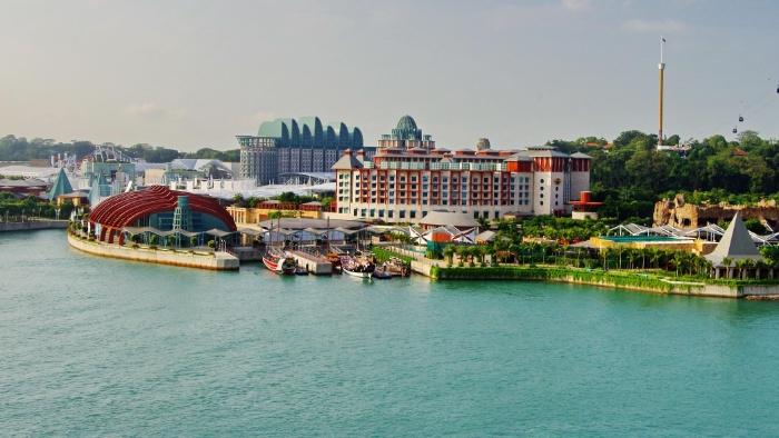Resorts World Sentosa, Singapore - 5,7 tỷ USD