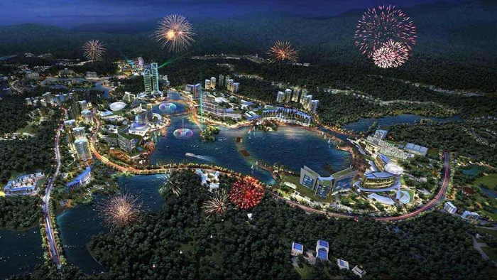 Các ngân hàng cam kết đầu tư vào khu phức hợp casino Vân Đồn