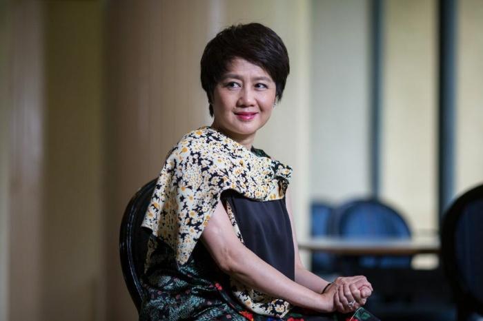 Angela Leong là giám đốc quản lý đồng thời là cổ đông lớn nhất của công ty sòng bạc SJM Holdings