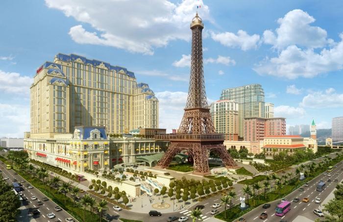 The Parisian được thiết kế từ nguồn cảm hứng kinh đô ánh sáng Pháp - Paris