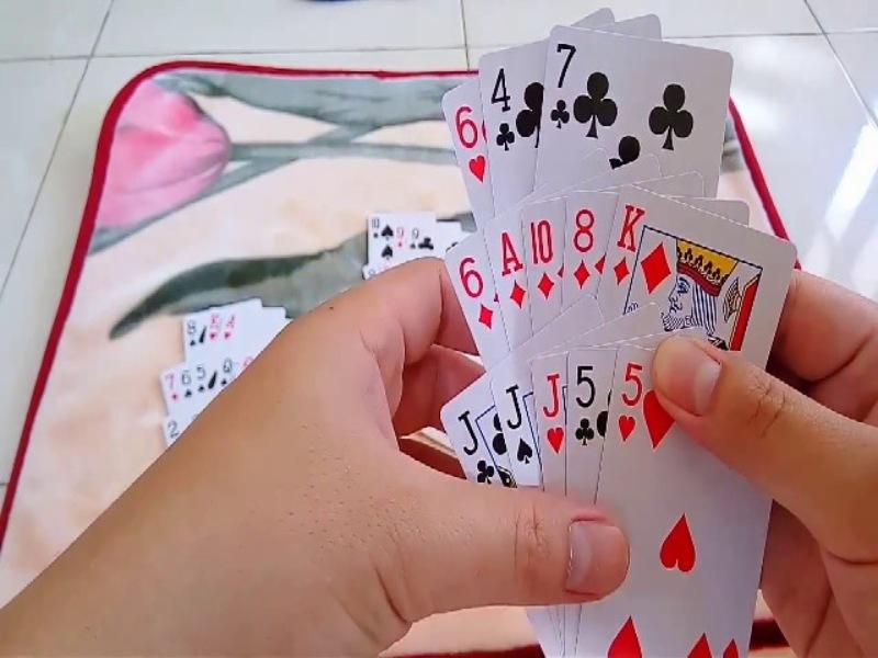 Dừng đúng lúc cũng là một bí quyết để bạn chơi Mậu Binh không sợ lỗ